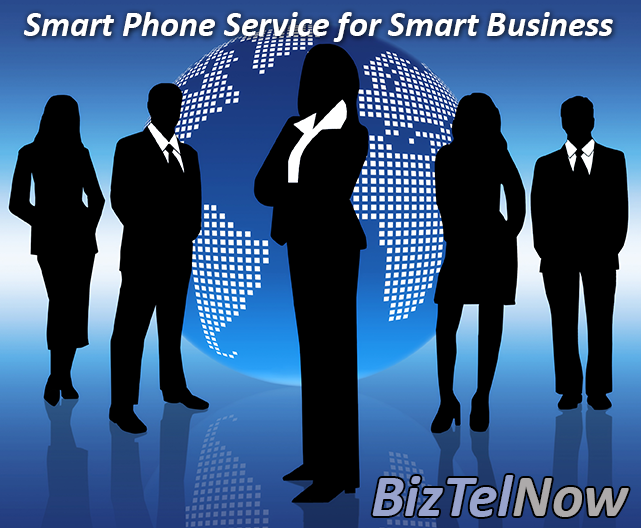 Smart Phone Service for Smart Business